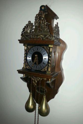 Hermle Wall Clock Ebay