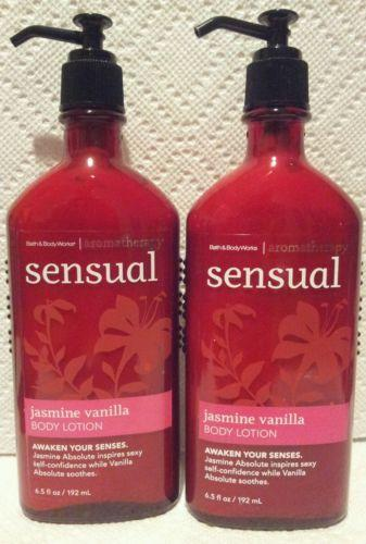 Bath And Body Works Jasmine Vanilla Ebay