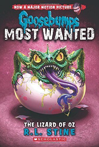 NEW Lizard of Oz (Goosebumps: Most Wanted #10) by R.L. Stine