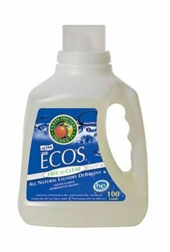 Earth Friendly - Laundry Ecos Liquid - Organic Lavender - 50 Washes 1.478ltr