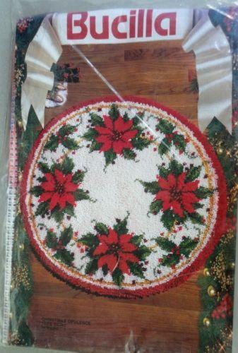 No Sew Tree Skirt Christmas