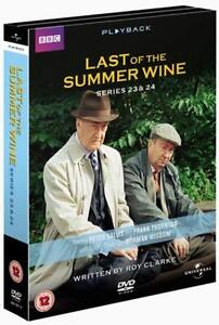 Last of the Summer Wine: The Complete Series 23 and 24 - DVD