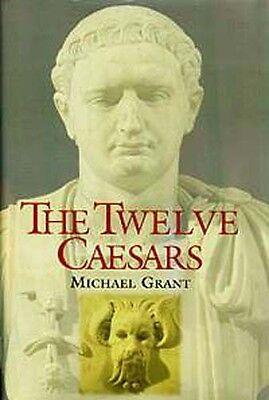 Ancient Rome Twelve Caesars Julius Caesar Augustus Nero Caligula Claudius Antony