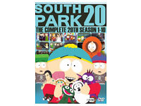 South Park Series 19 and 20 Blu Ray