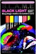 Blacklight Makeup