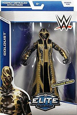 GOLDUST WWE MATTEL ELITE SERIES 36 ACTION FIGURE TOY - IN STOCK - MINT