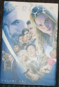 Heroes Volume One - Hardcover Graphic novel