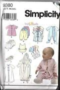 Vintage Baby Sewing Patterns