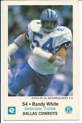 Dallas Cowboys Randy White