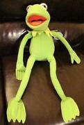 Stuffed Kermit The Frog