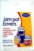 Jam Pot Covers