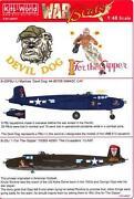 1/48 B-25 Decals