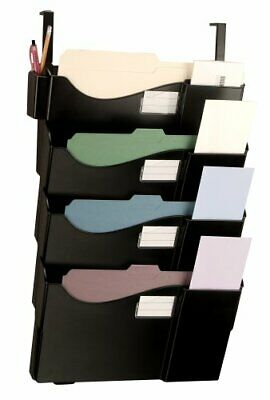 Oic Grande Central Filing System - 27.5 Height X 16.6 Width X 5 Depth - 4