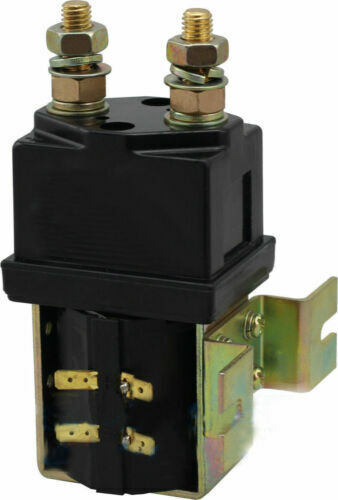 Albright Style SW180 Solenoid / Contactor - 200 amp w/ Mounting Bracket 72V