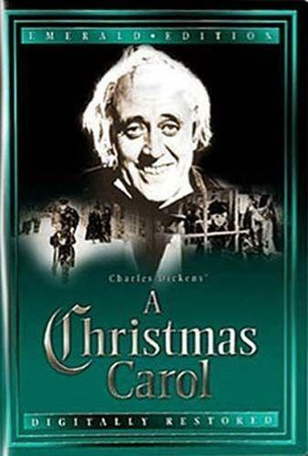 A Christmas Carol Dvd Dvds Blu Ray Discs Ebay