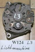 W124 Lichtmaschine