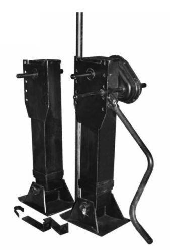 Two Wheel Dolly >> Trailer Landing Gear | eBay