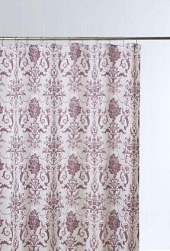 Damask Shower Curtain   eBay