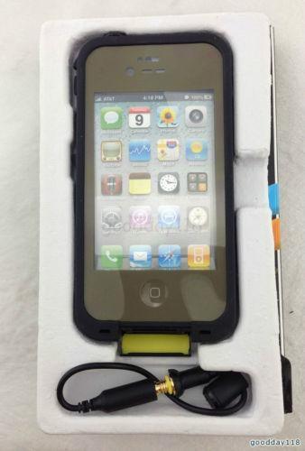Life Proof iPhone 4 Case Grey : eBay