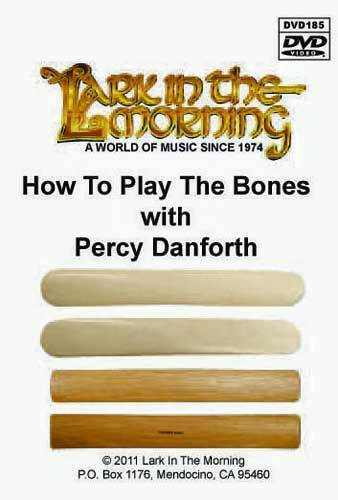 HOW TO PLAY THE BONES WITH PERCY DANFORTH Tutorial DVD rhythm clappers
