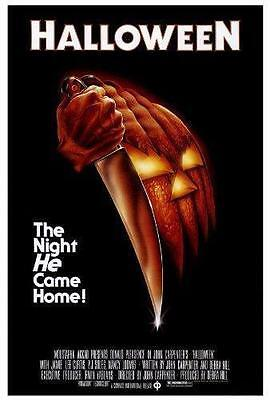 HALLOWEEN Movie Poster [Licensed-NEW-USA] 27x40
