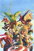 Alex Ross Signed