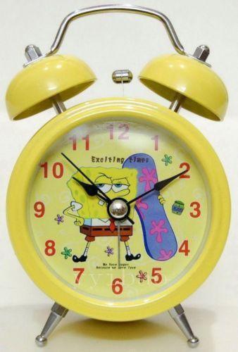 Spongebob Alarm Clock Ebay