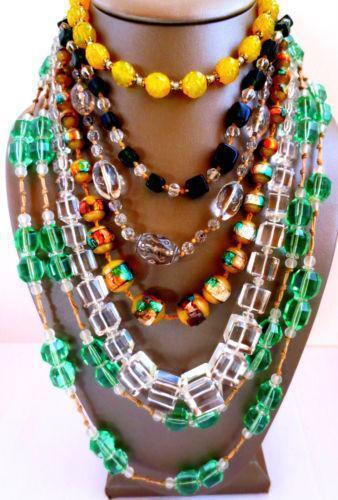 Art deco costume jewelry ebay for Art deco costume jewelry