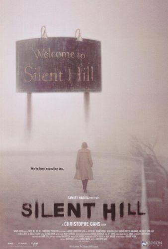 Silent Hill Poster Ebay