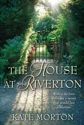 Morton, Kate, The House at Riverton, UsedVeryGood, Paperback
