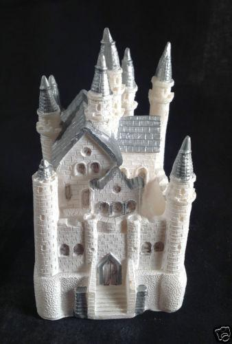 castle cake topper ebay. Black Bedroom Furniture Sets. Home Design Ideas