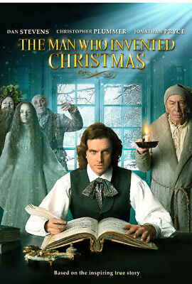 The Man Who Invented Christmas [New DVD]