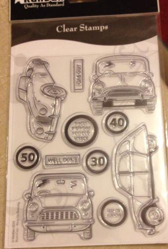 Car Rubber Stamp Ebay