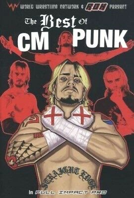 The Best of CM Punk, Full Impact Pro Wrestling, WWE, ROH, Factory Sealed, (The Best Of Cm Punk)