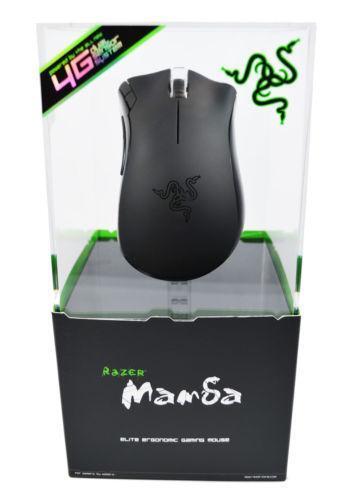 Razer Mamba Gaming Mouse Ebay