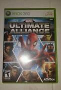 Xbox 360 Games Ultimate Alliance