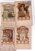 Postkarten 1900