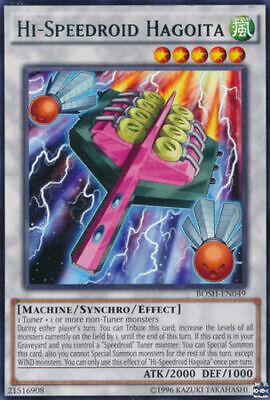 YUGIOH Speedroid / Hi-Speedroid Machine Deck Complete 43 - Cards