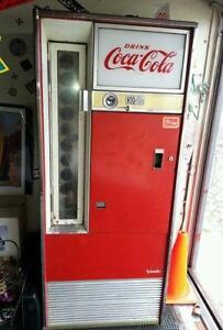 Coke Machine Ebay