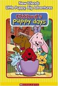 Clifford's Puppy Days DVD