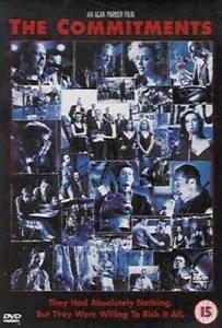 The Commitments DVD (2004) Robert Arkins