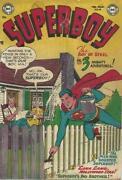 Superboy Comics