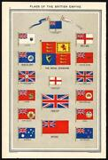 Antique British Flag