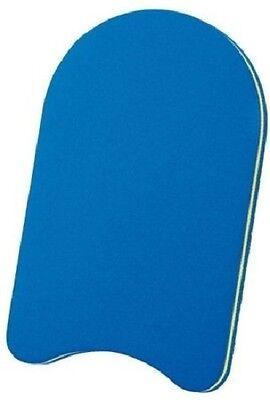 "Grevinga® FUN Schwimmbrett ""SPRINT"" aus PE Schaum, Blau-Gelb 126029"