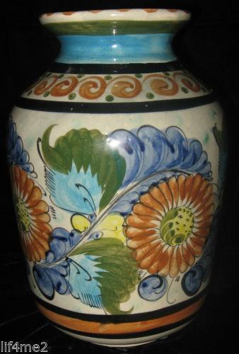 Mexican Vase Mexico Ebay