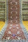 Burgundy Wool Runners Antique Rugs & Carpets