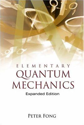 Elementary Quantum Mechanics for sale  Shipping to India