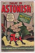 Tales to Astonish 1