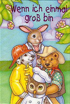 es Kinderbuch Personalisierte Kinderbücher Taufgeschenk (Beruf Kinder)