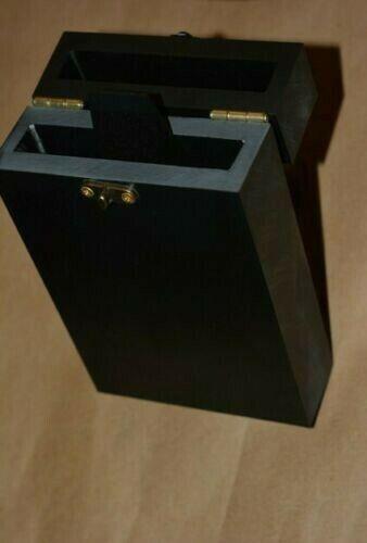 "4x5"" Collodion , Silver Nitrate Wet Plate Sensitizing Bath Tank"